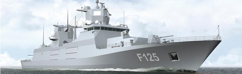 Spitzentechnologie für Marine und Küstenwache