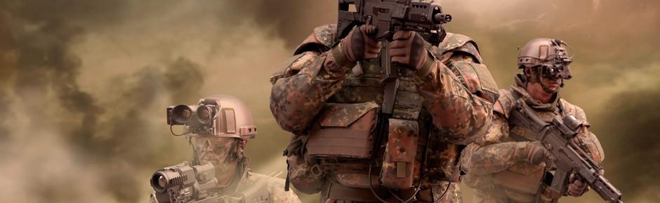 Infanterist der Zukunft – heute schon in Afghanistan
