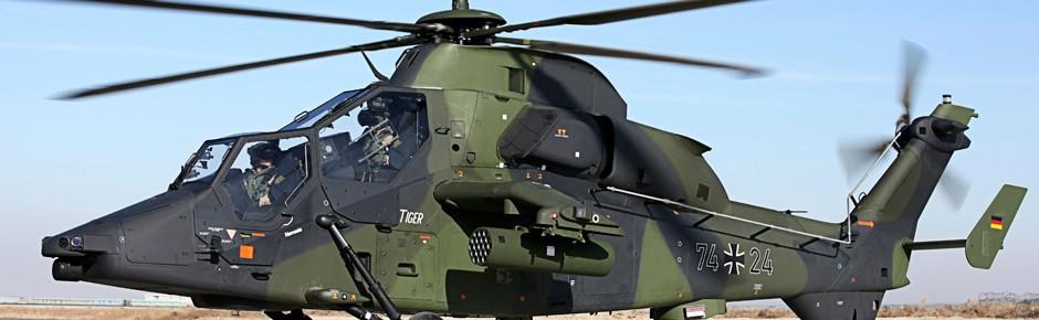 Weniger und andere Waffen für die Bundeswehr