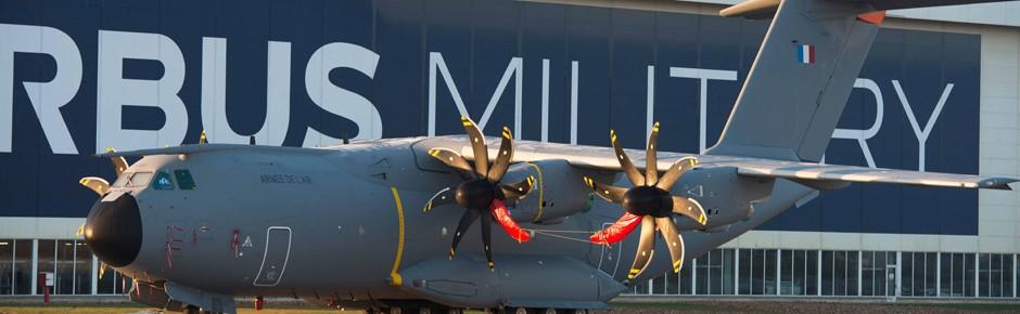 Militärtransporter: A400M bald das Maß aller Dinge?