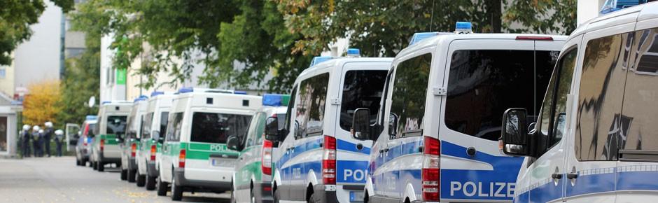 Rechte Straf- und Gewalttaten nehmen weiter zu