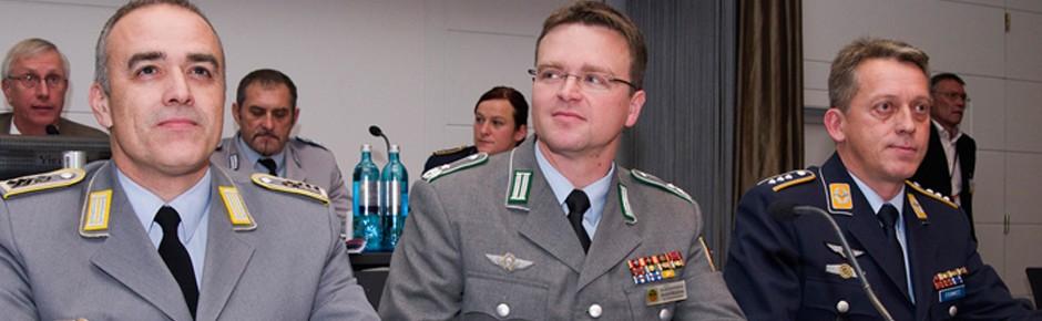 Bundeswehr-Verband: zukünftig noch mehr Wirkung
