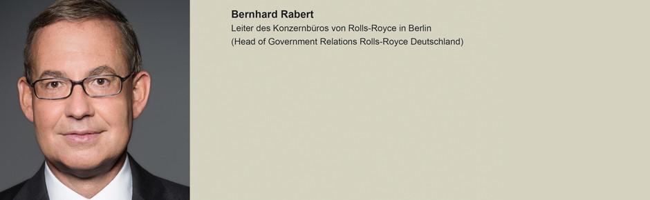 Neuer Regionaldirektor bei Rolls-Royce