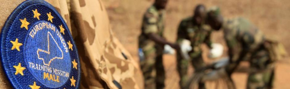 Kein Kampfeinsatz deutscher Soldaten in Zentralafrika