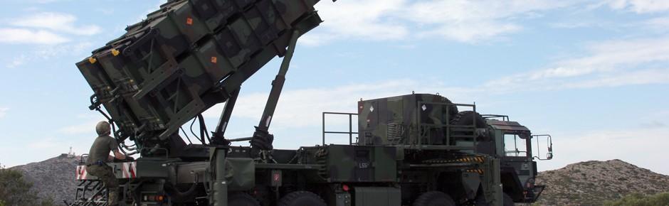 Auch weiterhin Schutz durch militärische Abschreckung
