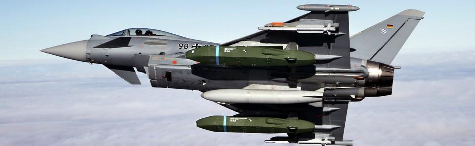 Erfolgreicher Eurofighter-Testflug mit Taurus