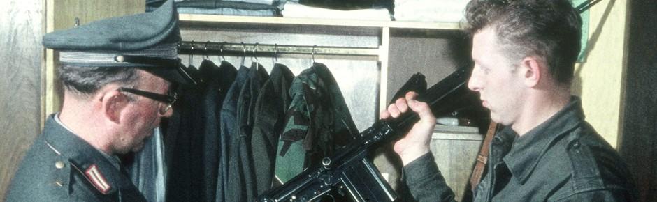 Vier von zehn Deutschen wollen wieder die Wehrpflicht