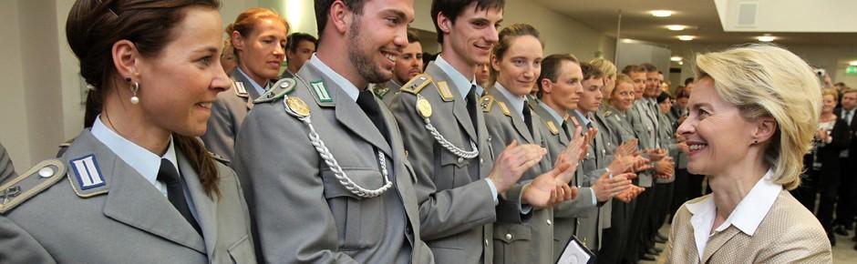Bundeswehr bleibt unverzichtbarer Partner des Sports