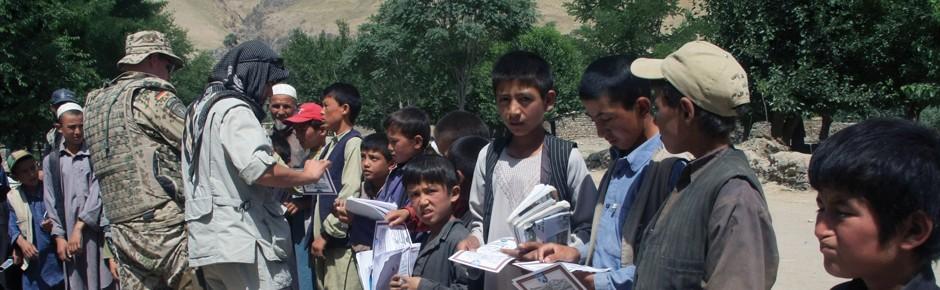 Im Fadenkreuz der Taliban – hoffen auf Deutschland (Teil 1)