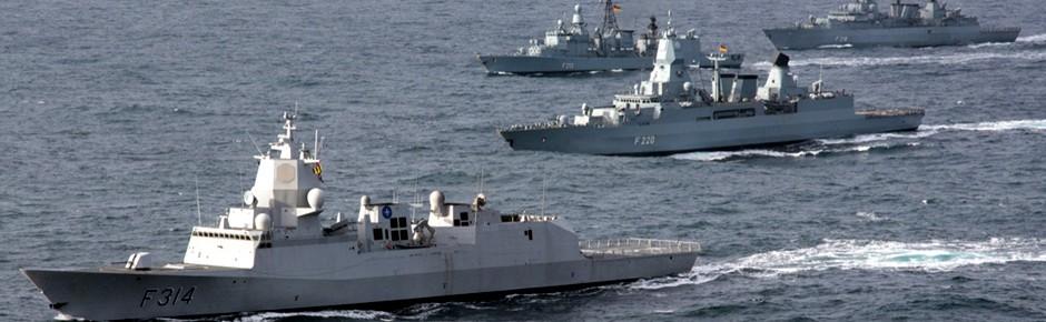 Marineverband beendete lange Ausbildungsreise
