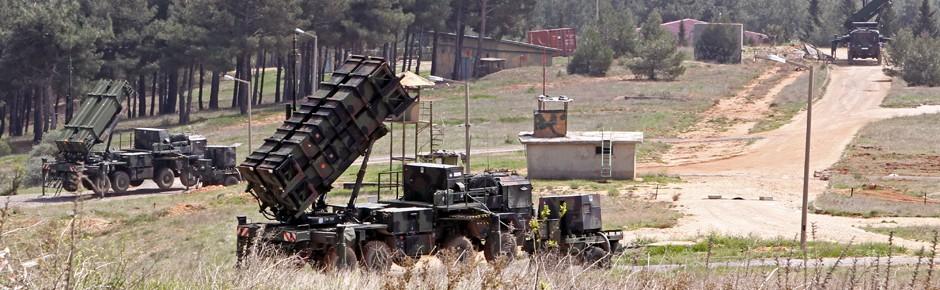Patriot-Raketen der NATO bleiben in der Türkei