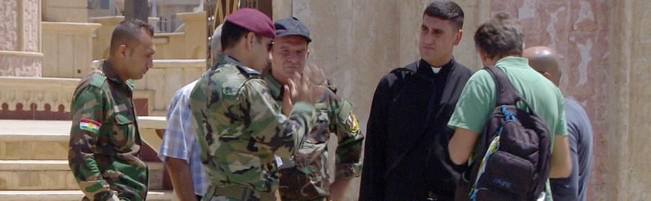 Der Irak im Würgegriff des islamistischen Terrors