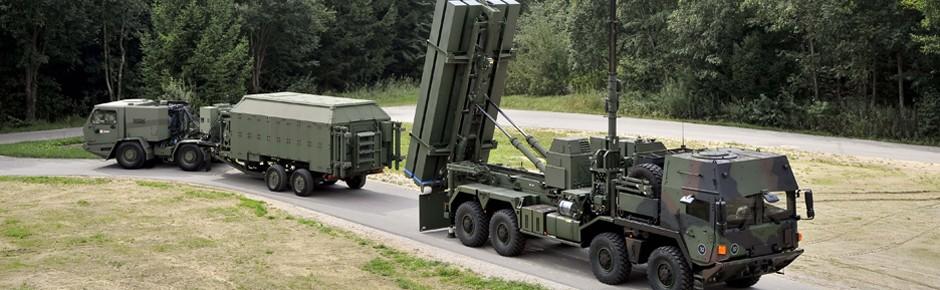Hat das Luftverteidigungssystem MEADS die Nase vorn?