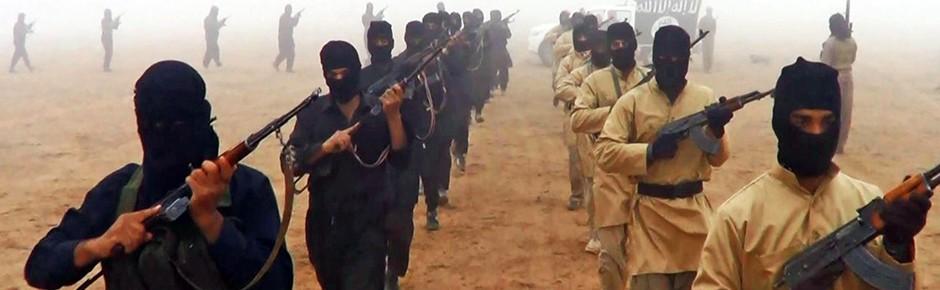 Mehr als 300 Deutsche kämpfen für Terrororganisation IS