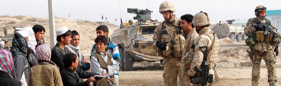 """Beschämender Umgang"" mit afghanischen Ortskräften"