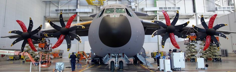 A400M – ein Produktionsjubiläum und eine Mängelliste