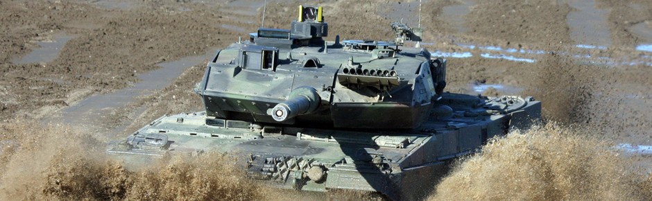 """Politiker beantragen Entwicklungsprogramm """"Leopard 3"""""""
