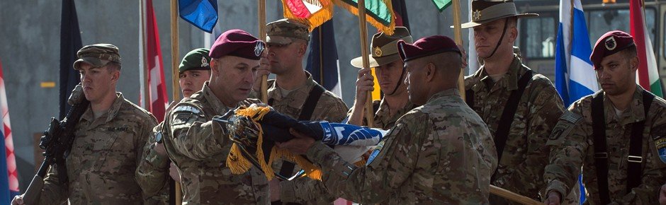 Kampfeinsatz der ISAF-Truppen offiziell beendet