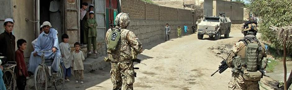 Einsatz in Afghanistan war bisher ein Erfolg