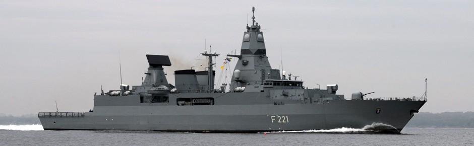 EAV 2015 der deutschen Marine – einmal rund um Afrika