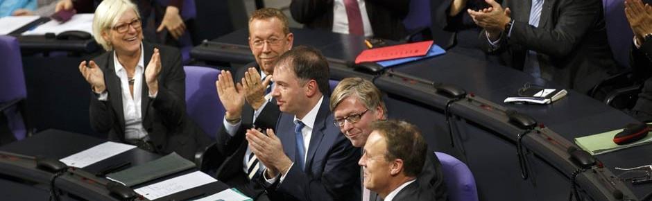Hans-Peter Bartels – ab Mai neuer Wehrbeauftragter