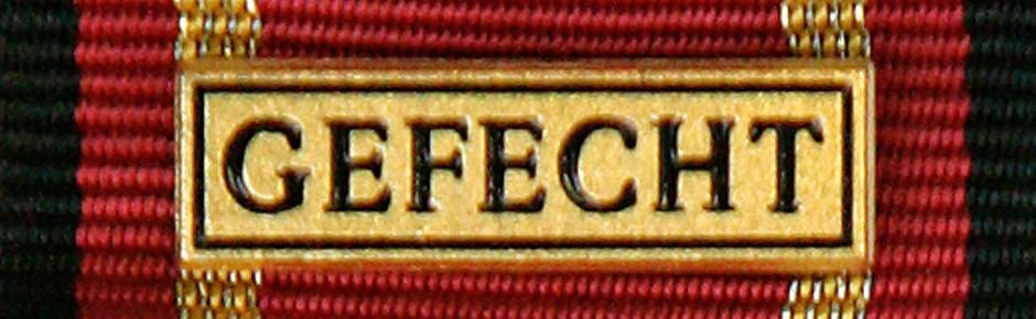 Tapferkeit und Trauma und 5782 Gefechtsmedaillen