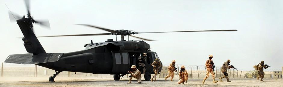 """""""Eagle Resolve"""" in Kuweit mit deutscher Beteiligung?"""