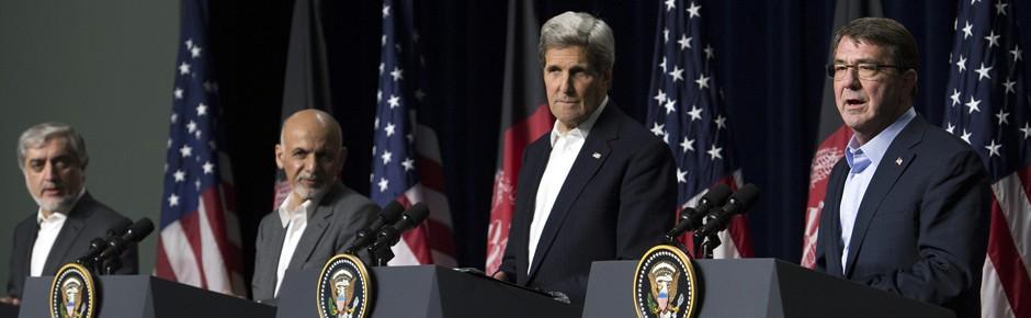 Obama bremst Truppenabzug der USA aus Afghanistan