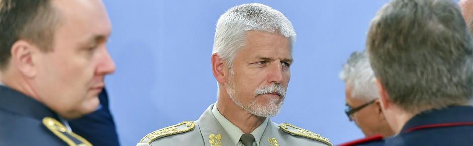 General Pavel kritisiert schwerfällige NATO-Prozesse