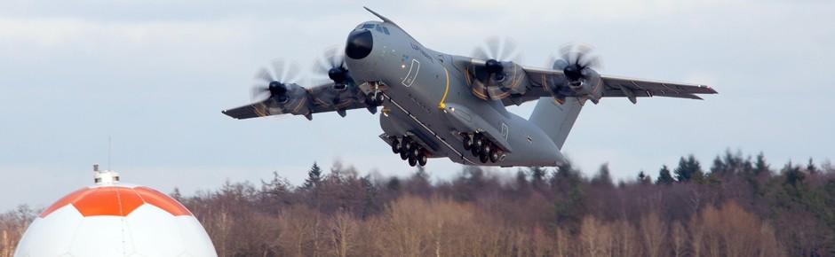 Luftwaffeninspekteur gibt grünes Licht für A400M