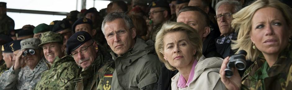 Die NATO und Deutschland – ein Verbündeter, der führt?
