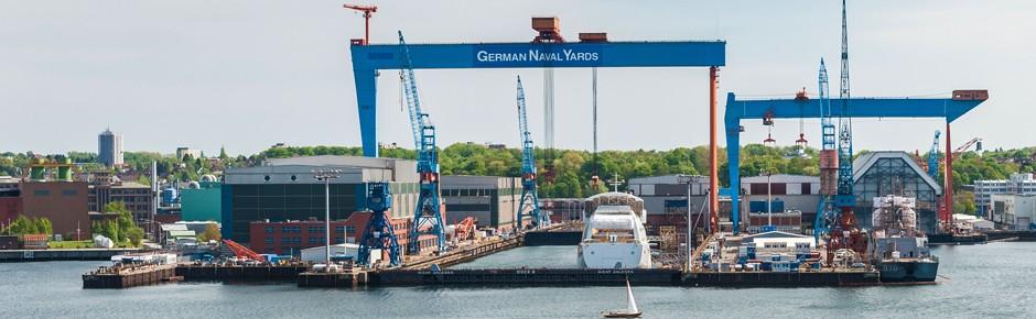 German Naval Yards – Werftentradition für die Zukunft
