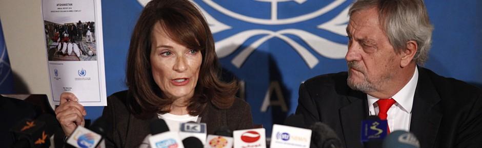 Afghanistankrieg fordert immer mehr zivile Opfer