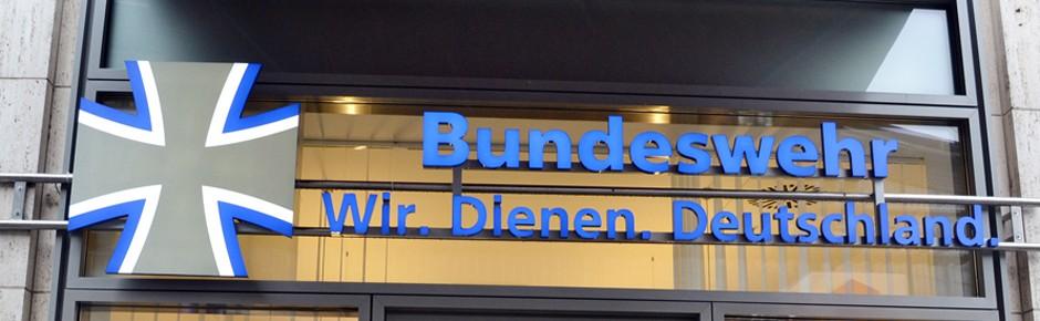 Frauenanteil in der Bundeswehr nimmt weiter zu