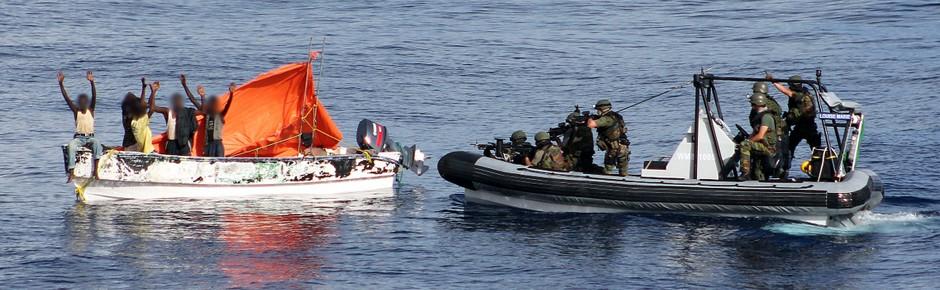 Somalia: Piraterie vorerst gestoppt, jedoch nicht besiegt