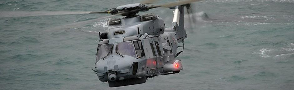 Marinehubschrauber Sea Lion: Auslieferung beginnt 2019
