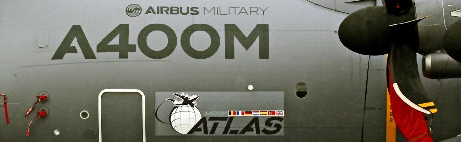 A400M für Starts und Landungen auf Graspiste zertifiziert
