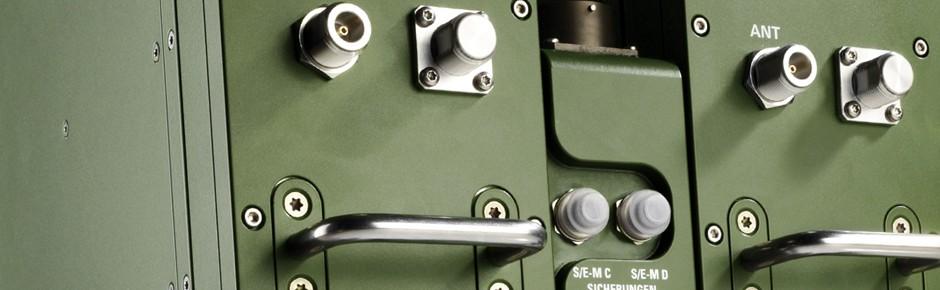 SCA-Zertifizierung für SVFuA-Funksystem der Bundeswehr