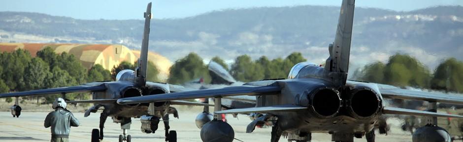 Parlament erlaubt Einsatz der Bundeswehr gegen den IS