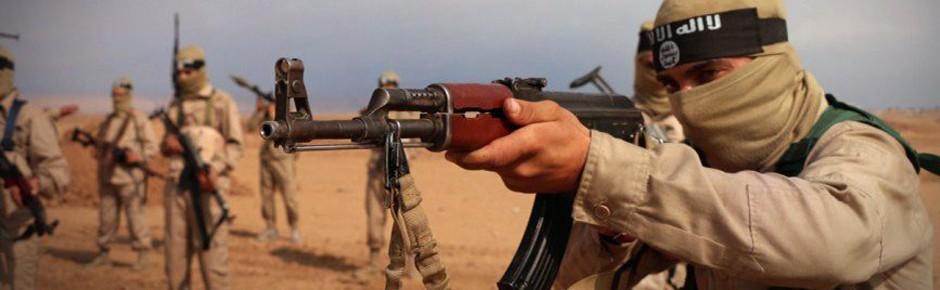 Auch deutsche Waffen in der Hand des IS