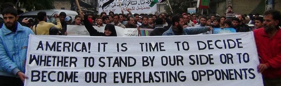 Erschwert der Syrieneinsatz eine politische Konfliktlösung?