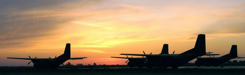 Dienstschluss im Lufttransportstützpunkt Termez