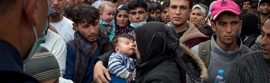 """UNICEF: """"Kann es einen schlimmeren Start ins Leben geben?"""""""