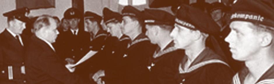 Die Epoche der Bundesmarine: Zeitzeugnisse aus erster Hand