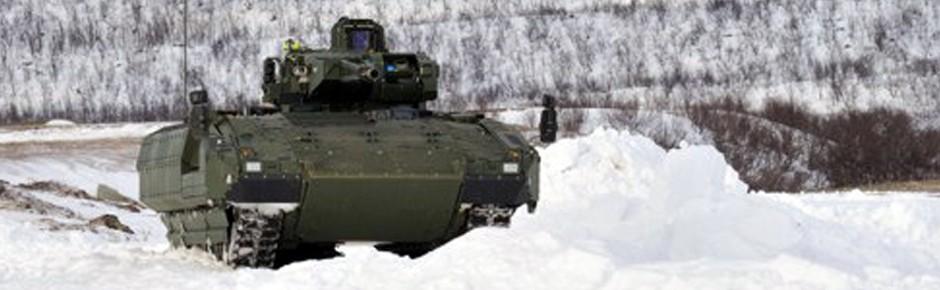 Truppenausbildung am Schützenpanzer Puma beginnt
