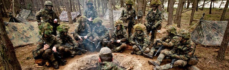 mehrheit der deutschen gegen comeback der wehrpflicht - Bundeswehr Freiwilliger Wehrdienst Bewerbung
