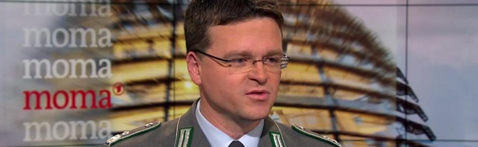 """Verbandschef Wüstner: """"Bundeswehr ist ein Sanierungsfall"""""""