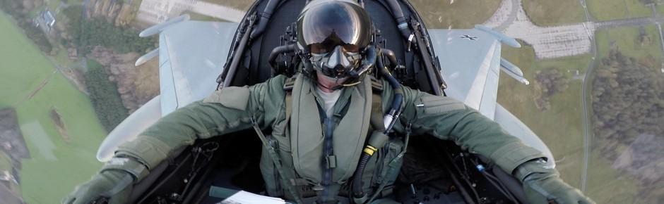 """Eurofighter-Piloten: Reportage über die """"Besten der Besten"""""""