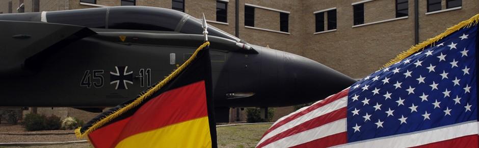 """Deutsche Luftwaffe sagt """"Goodbye"""" zu Holloman"""