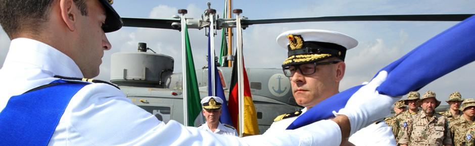 """Anti-Piraten-Mission """"Atalanta"""" unter deutschem Befehl"""